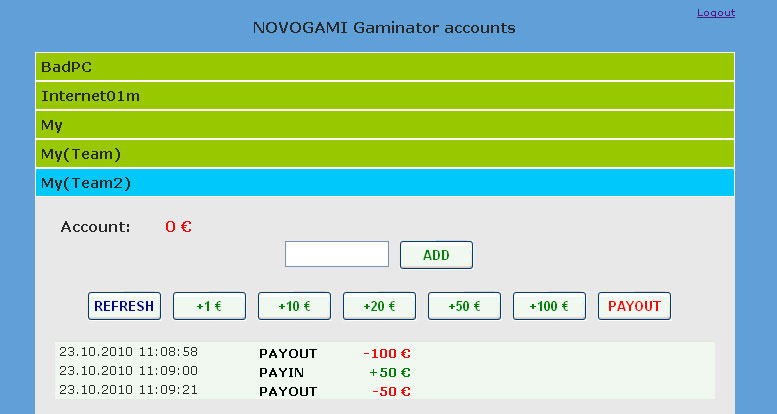 online novoline games